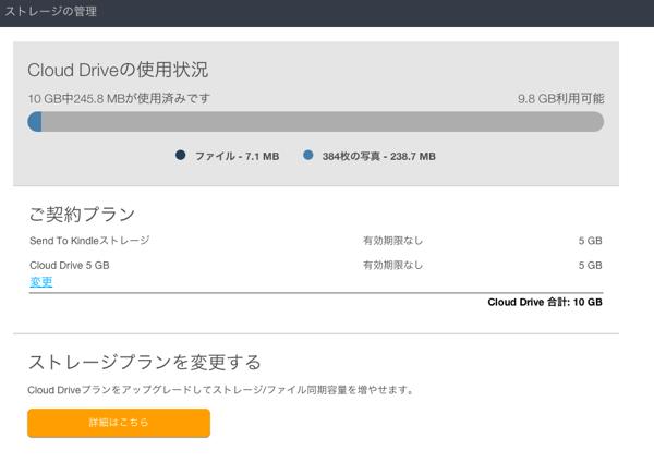 Amazon Cloud Drive2