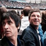 Johnny Marr Noel Gallagher