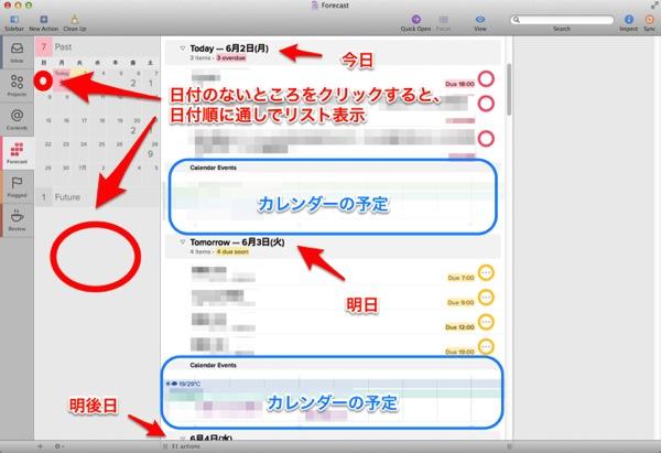 Omnifocus2 Mac Forecast 01