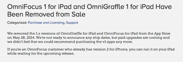 Omnifocus2 ipad in development 03