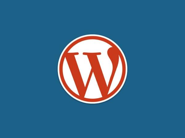 Wordpress orange