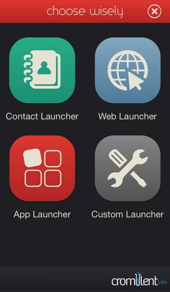 Launcher iOS App 05