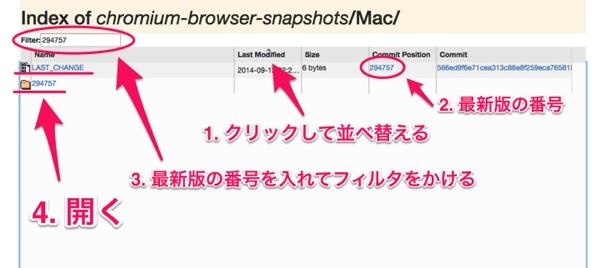 Chromium download update 03