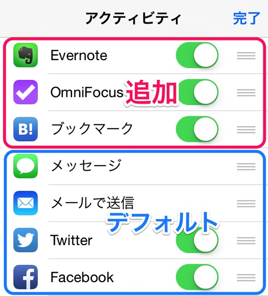 Evernote for ios 8 app extension 04