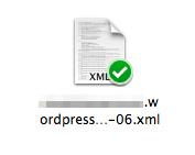 Wordpress export 02