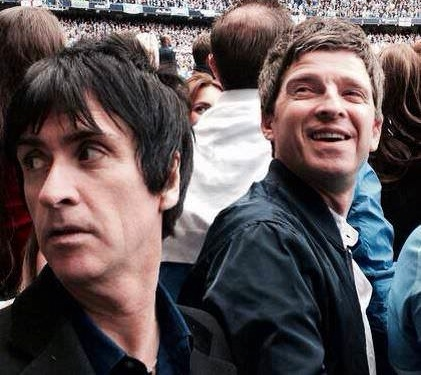 Johnny marr join noel gallagher second album