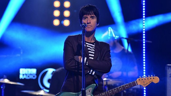 Johnny marr studio live bbc radio 6 music