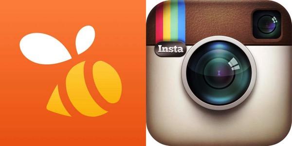 Instagram swarm