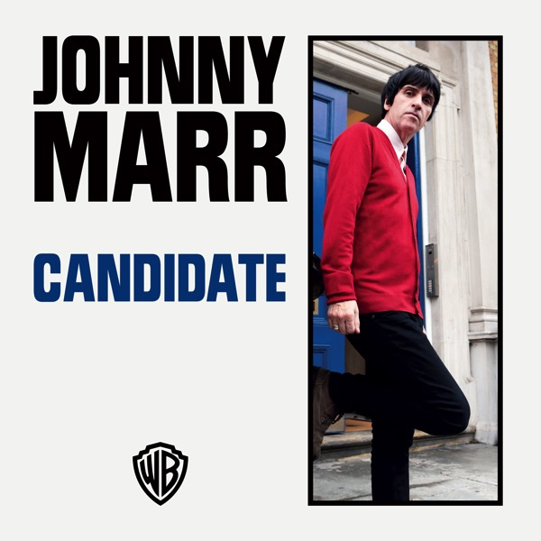 Johnny Marr CANDIDATE