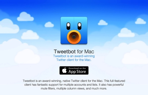 Tweetbot for Mac 2 0