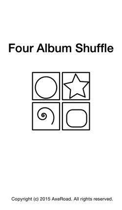 Four Album Shuffle 01