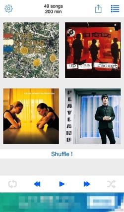 Four Album Shuffle 02