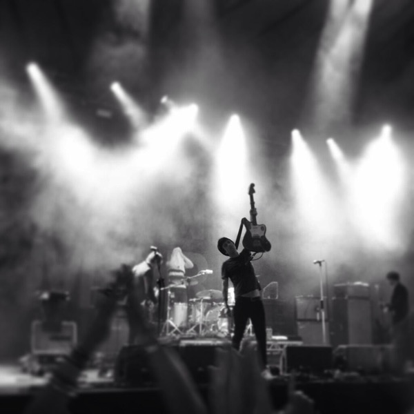 Johnny marr live