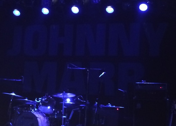 Johnny marr live in japan 20150728