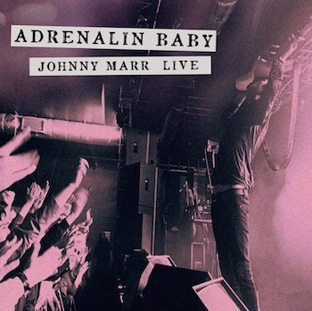 Johnny Marr Adrenalin Baby