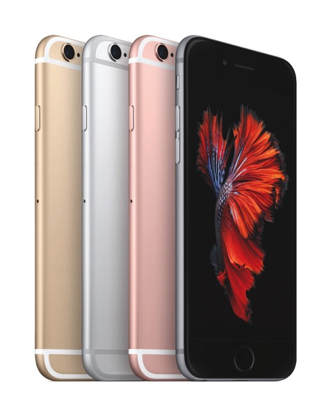 IPhone6s D line