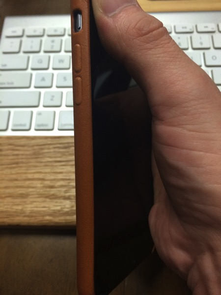 IPhone6s left hand corner 03
