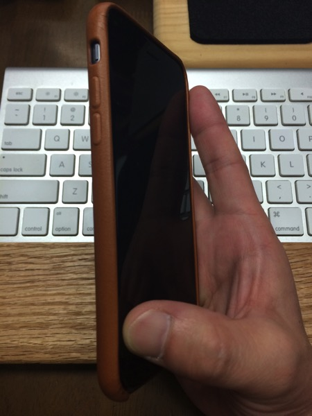 IPhone6s left hand corner 04