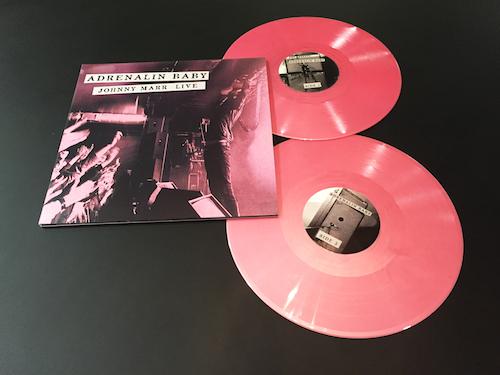Adrenalin Baby LP
