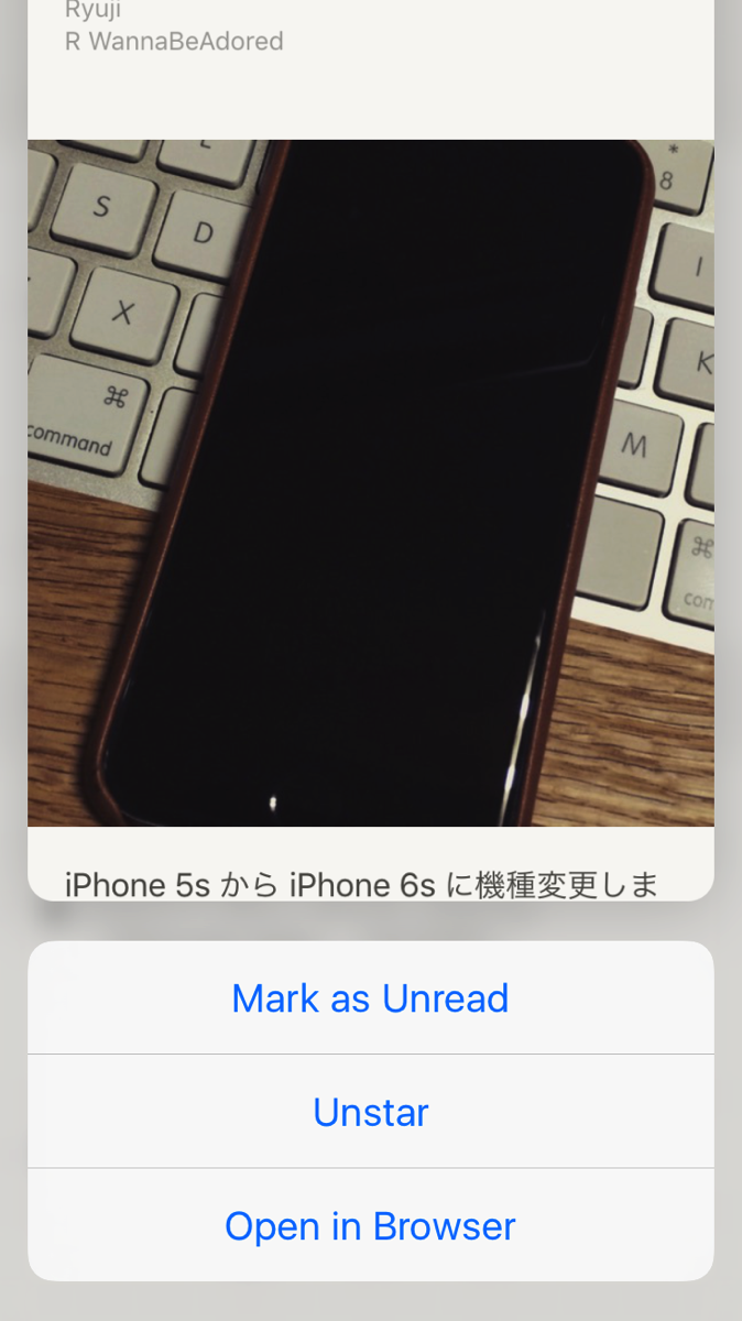 Reeder 3D Touch Peek 02