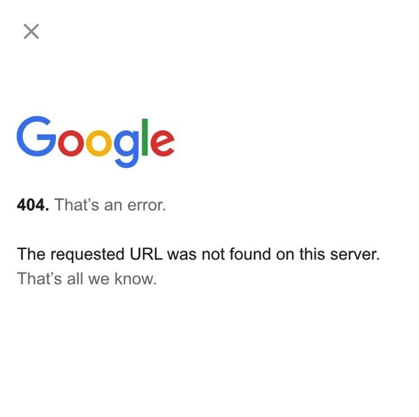 Iphone googlepluspage login error