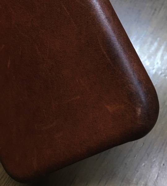 Saddle Brown after four months lower right