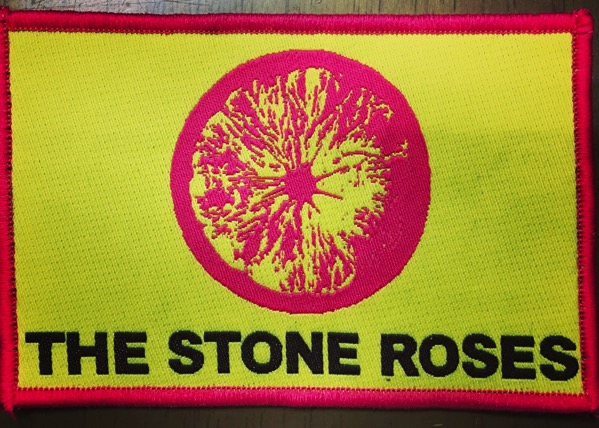 The Stone Roses Pink Lemon Patch